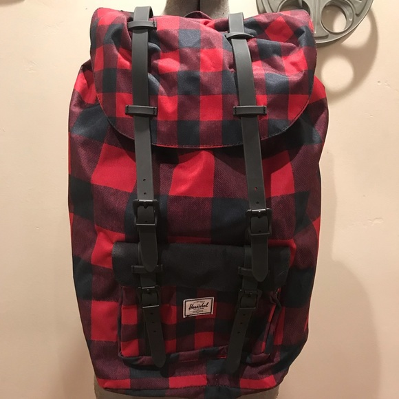 Herschel Supply Company Other - Plaid Herschel Supply co little America  backpack 3544a3a35b493